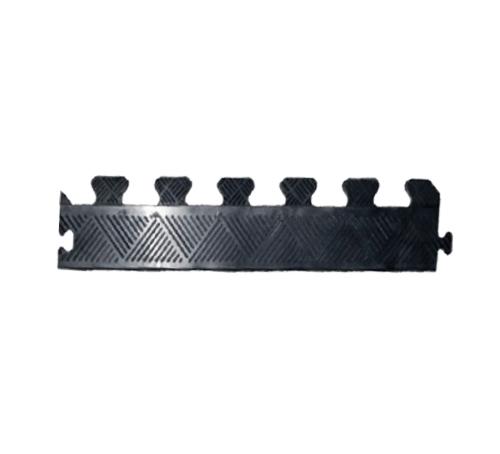 Бордюр резиновый для коврика, 12мм MB-MatB-Bor12 черный MB Barbell