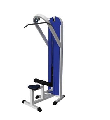 Вертикальная тяга MB 3.04 N серый MB Barbell