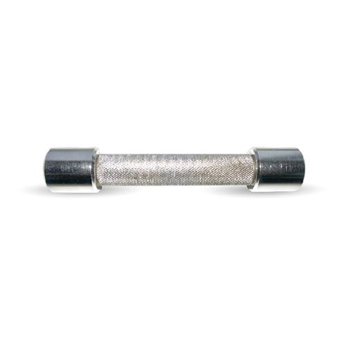 Гантель хромированная 1кг MB-FitM-1 MB Barbell