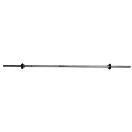 Гриф для штанги прямой d=25мм, 1500 мм MB-BarM25-1500B MB Barbell