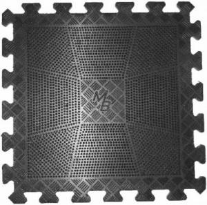 Коврик резиновый, 20мм MB-MatB1-20 черный MB Barbell