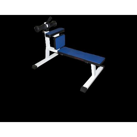Скамья для скручивания (римский стул) MB 2.10 серый MB Barbell