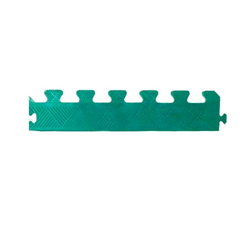 Бордюр резиновый для коврика, 12мм MB-MatB-Bor12 зеленый MB Barbell