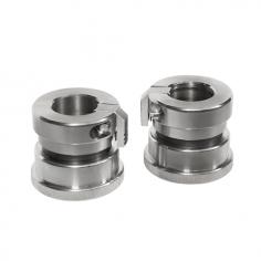 Гриф для штанги усиленный d=50мм, L2200мм, 25 кг, нагрузка до 350 кг MB-BarM50H-2200O MB Barbell