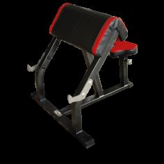 Скамья  для бицепса  с сиденьем MB 2.17 серый MB Barbell